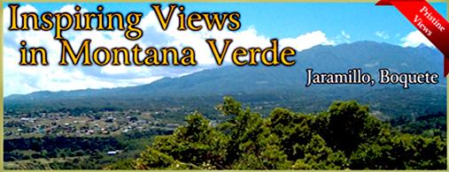 Inspiring Views in Montana Verde