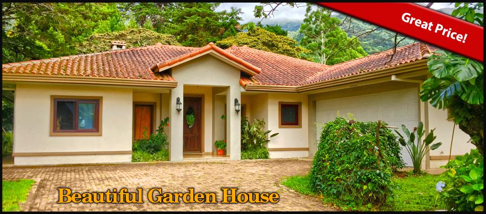 Garden House High In The Hills Of Boquete
