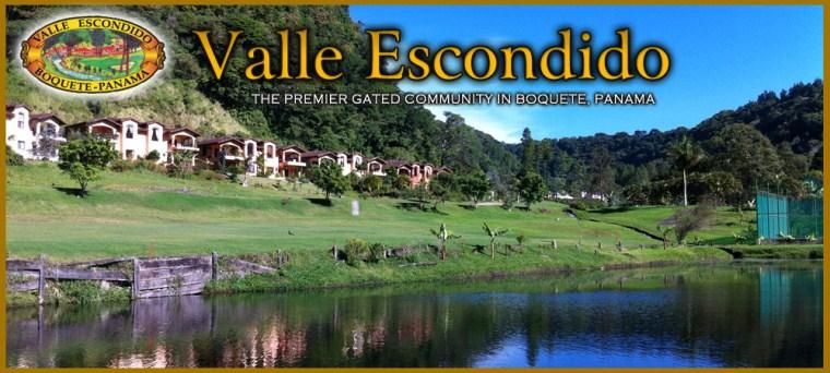 Valle Escondido Boquete Panama