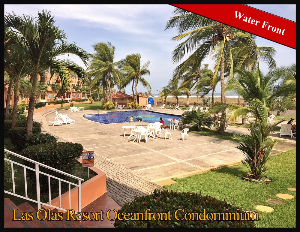 Las Olas Resort Oceanfront Condominium For Sale In La Barqueta, Chiriqui,  Panama   3 Bedrooms · Pacific Beaches Chiriqui