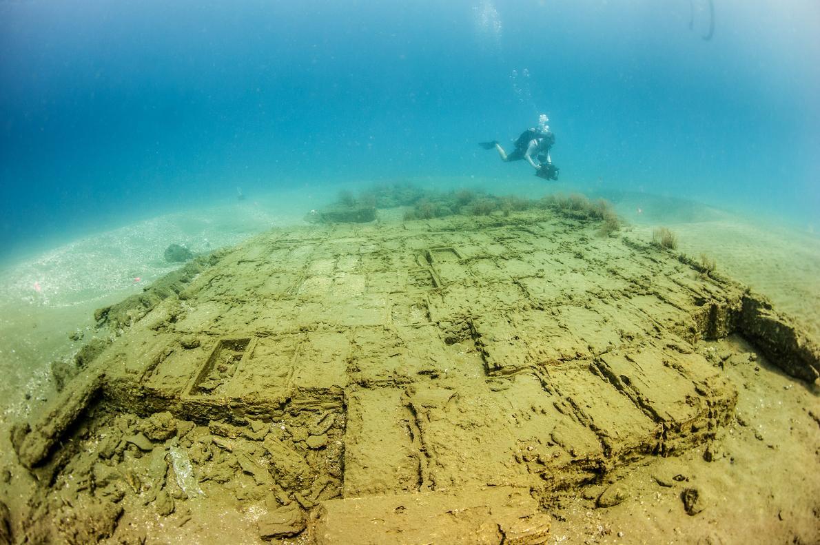 spanish shipwreck panama