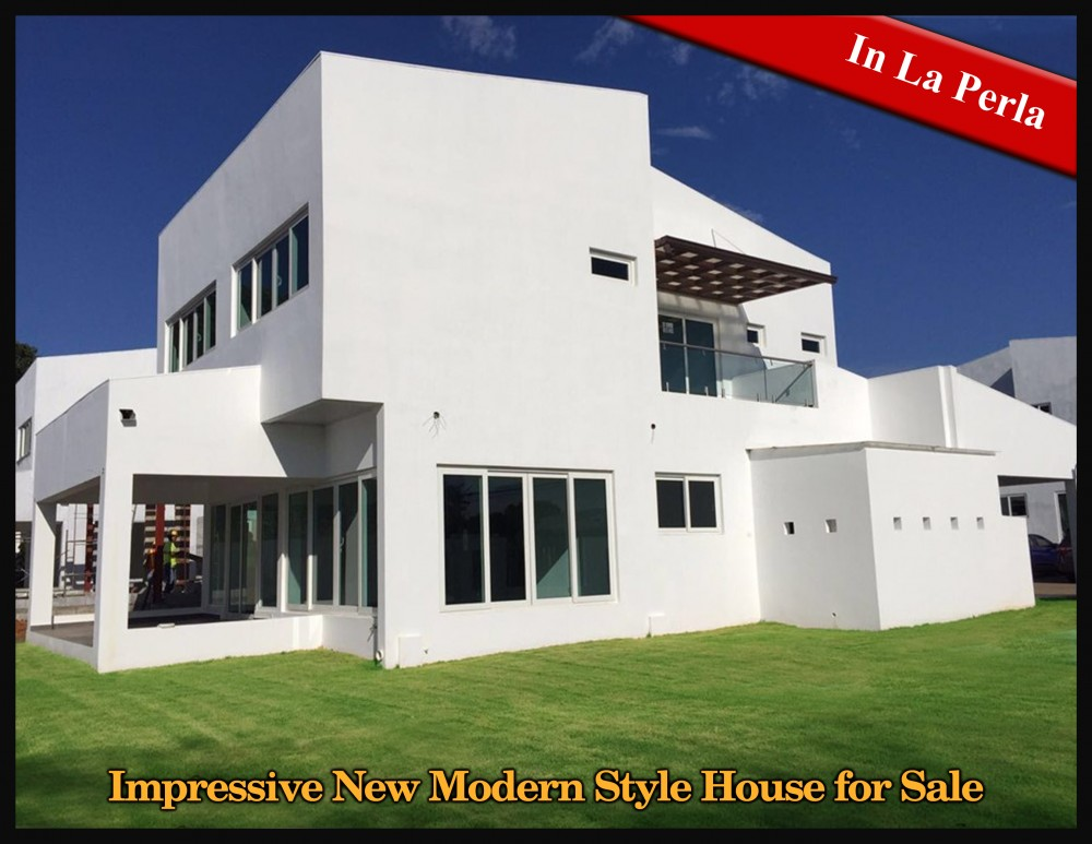 Impressive House En The Palms, La Perla, David, Panama En Venta