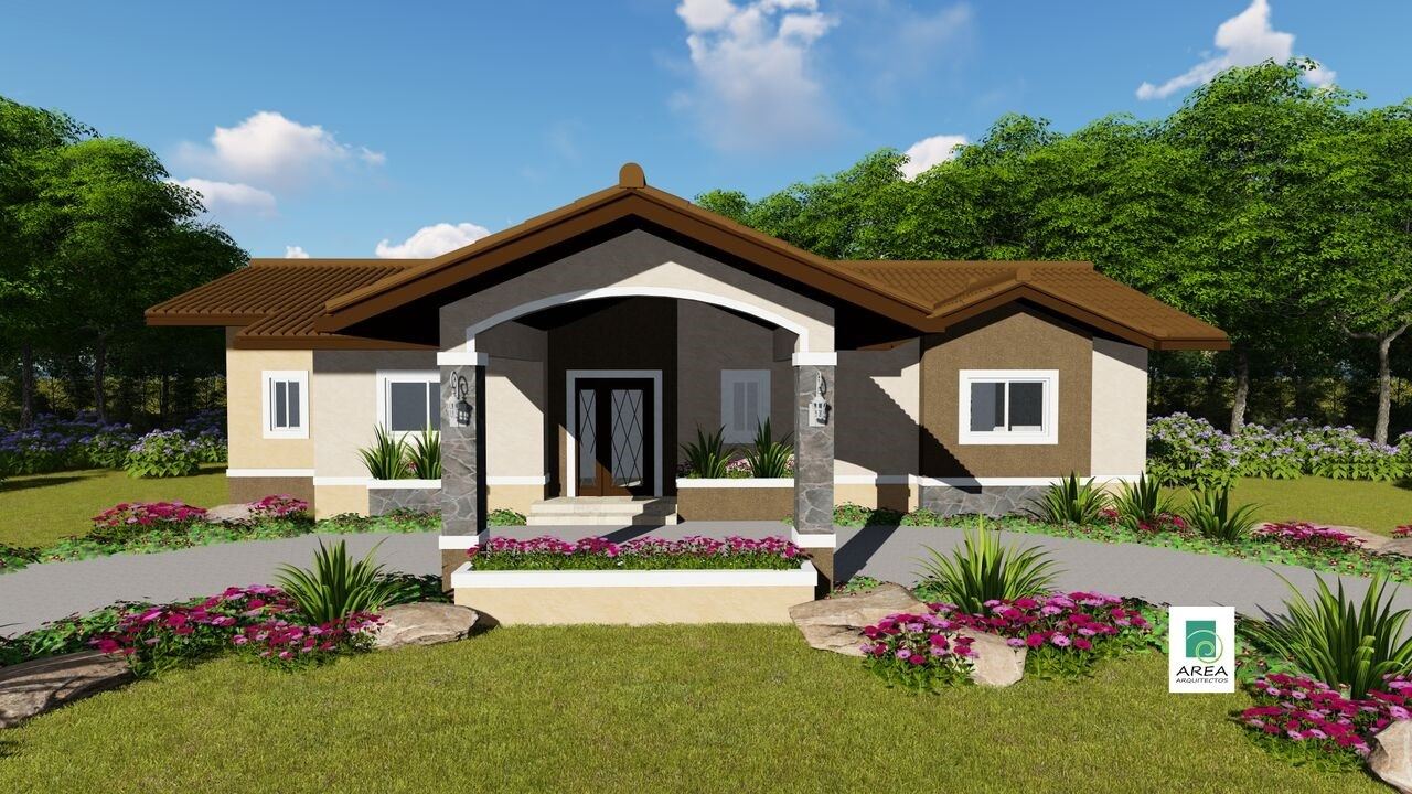 New Boquete House for Sale in a Great Gated Community ...
