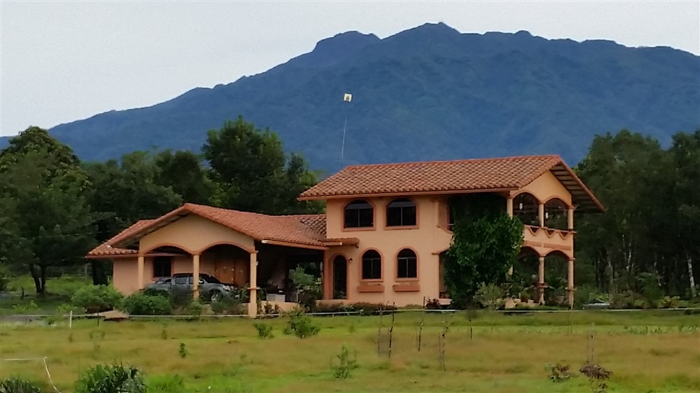 Panama House for Sale with Creek and Volcan Baru View ...