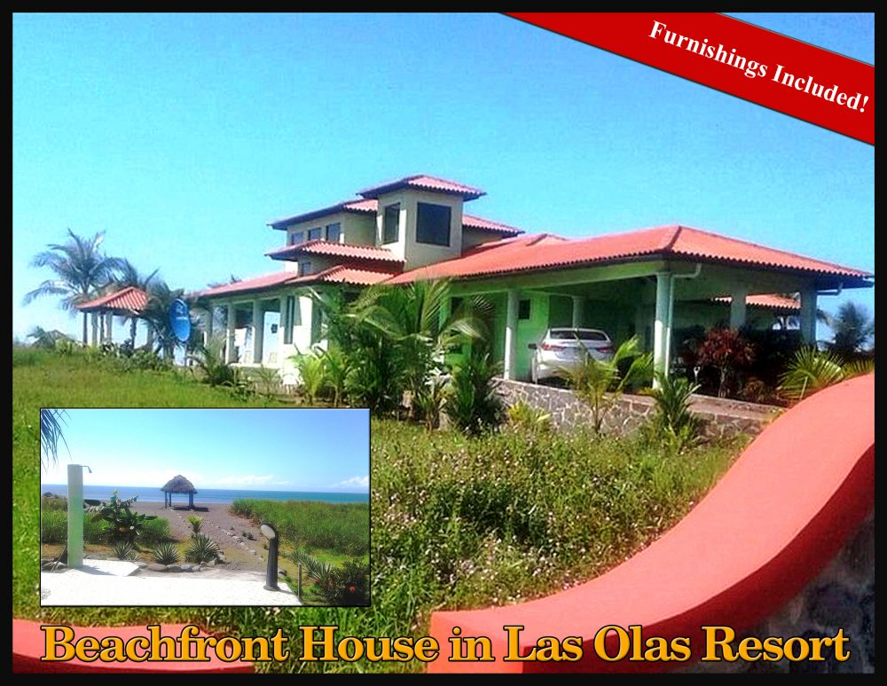 Beach and Oceanfront Properties in Panama for sale