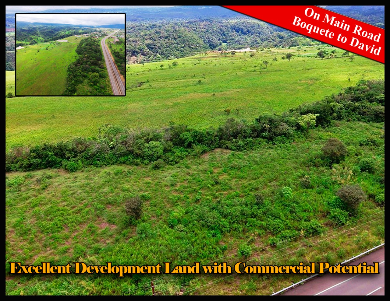 Land and Lots for Sale in Panama, Property for Sale in Panama
