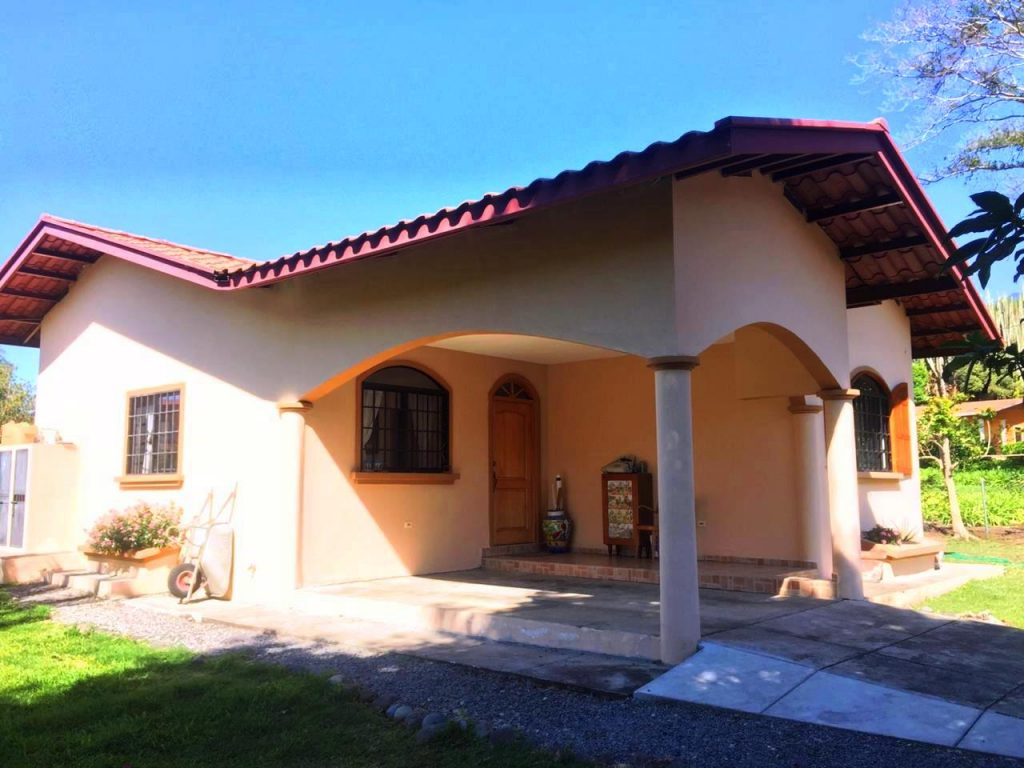 Leased Very Nice Affordable House For Rent In Volcancito Boquete Panama Furnished Boquete Panama Real Estate Property Houses For Sale Casa Solution